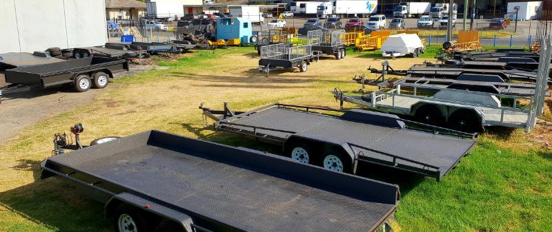 car carrier trailers for hire