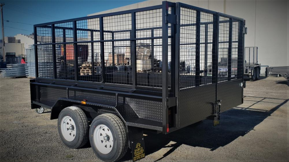 hydraulic tipper trailer for hire