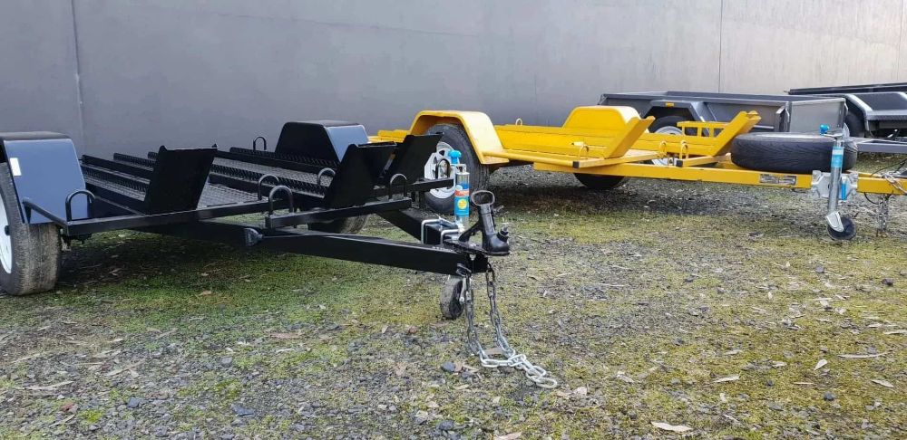 motorbike trailers for hire